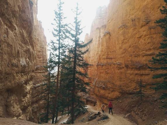 Navajo Loop Trail, Bryce Canyon National Park | December 2016